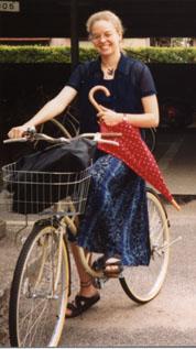 Susan's bicycle
