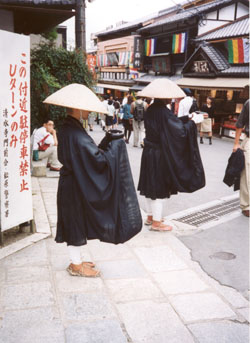 apprentice monks